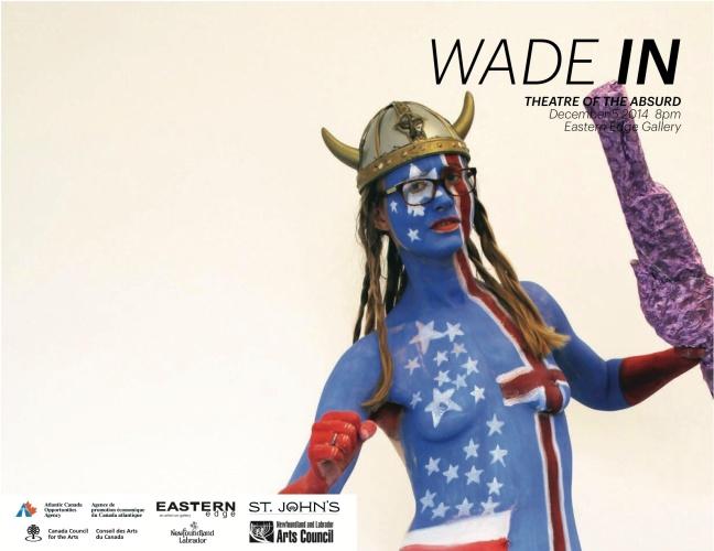 wade in program - theatreoftheabsurd